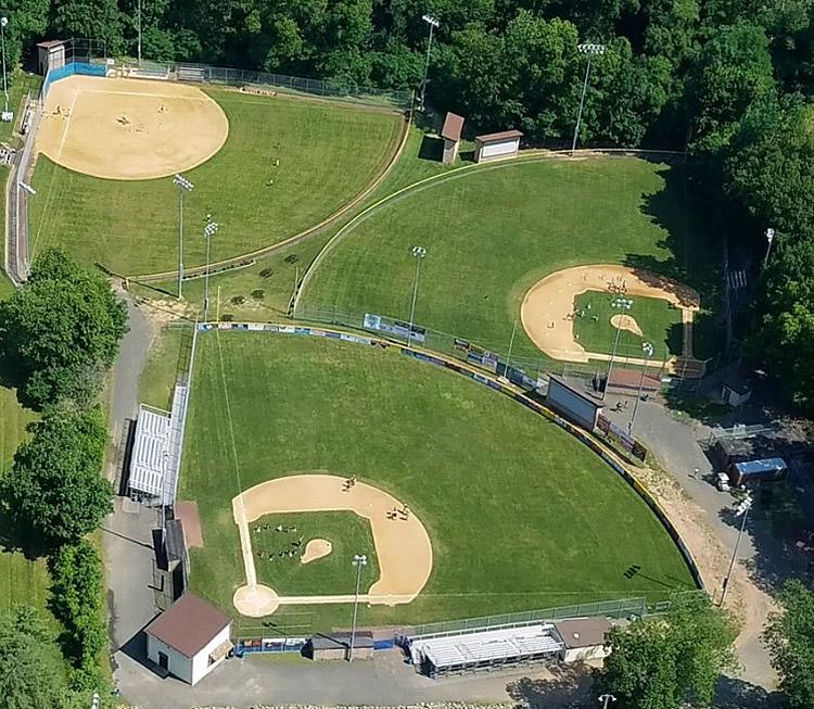 Germonds Park Baseball Fields